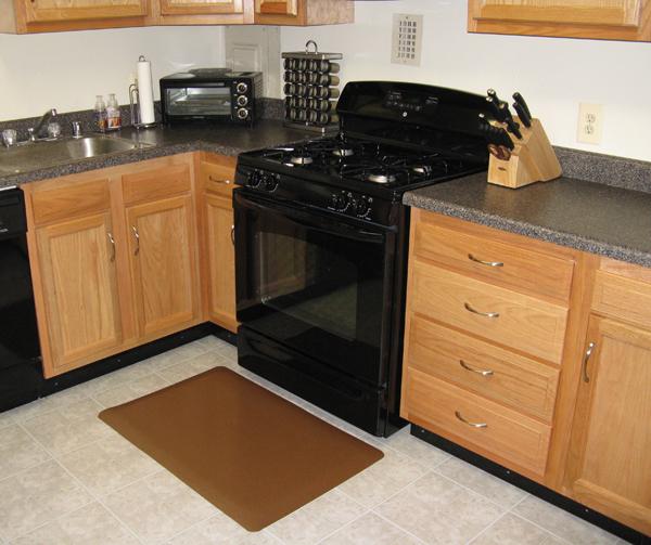 Anti-Fatigue Kitchen Mats - Kitchen Comfort Mats   American Floor Mats