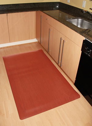 ... Anti Fatigue Kitchen Mats: Wood Designs ...