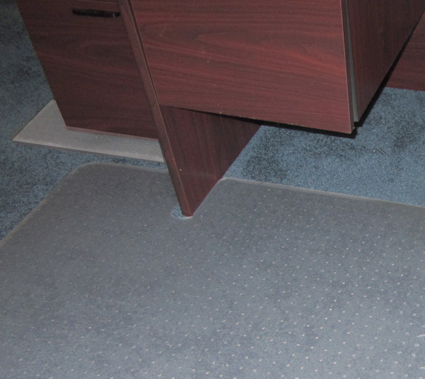 Custom Chair Mats for Carpet ... & Custom Chair Mats for Carpet are Custom Desk Chair Mats by American ...
