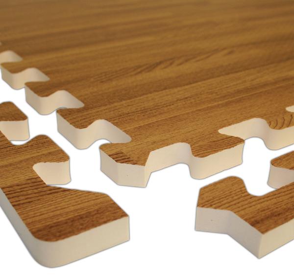 Softwoods Interlocking Tiles